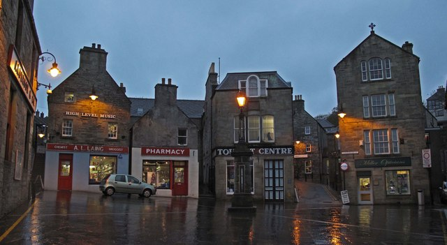 The Market Cross, Commercial Street, Lerwick