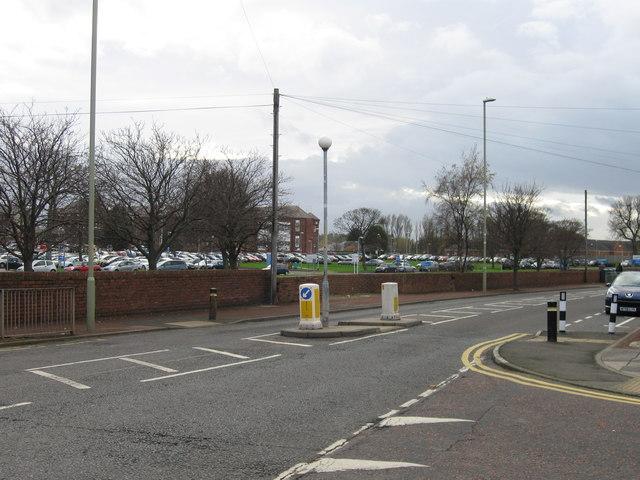 Harton Lane, South Shields