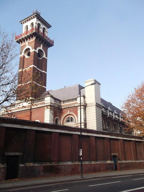 Block 9 of St Thomas' Hospital, Lambeth (2)