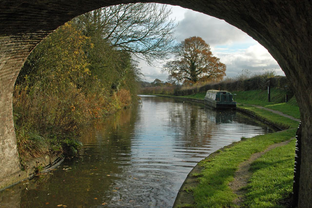 The Shroppie at the Anchor
