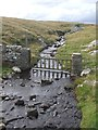 HU5141 : Bressay - Burn of Setter - Looking upstream by Rob Farrow