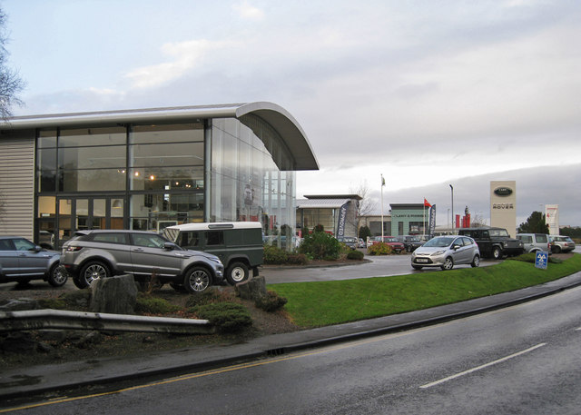 Car Dealers Inverness