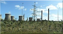 SE4724 : Ferrybridge Power Station by nick macneill