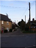 TM4077 : Blyford Lane, Holton by Adrian Cable