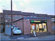 SJ9495 : HBS Pharmacy by Gerald England
