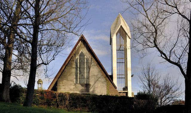 St Elizabeth's (Church of Ireland), Dundonald