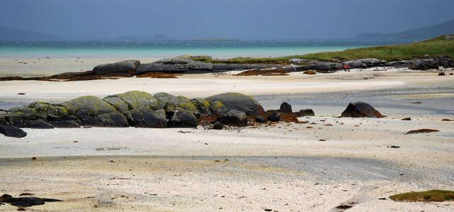 The Sands at Traigh Mhor