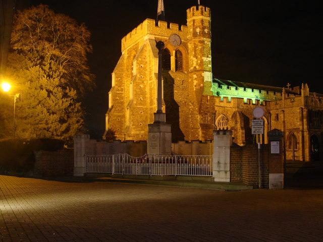 Hitchin War Memorial