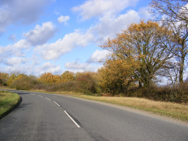 B1117 Cookley Road