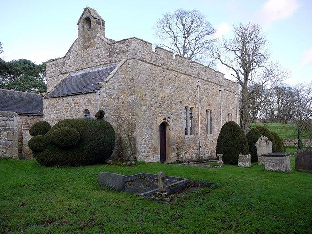 Halton Church