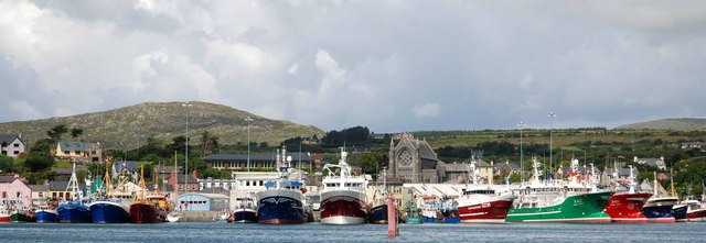 Castletownbere Harbour