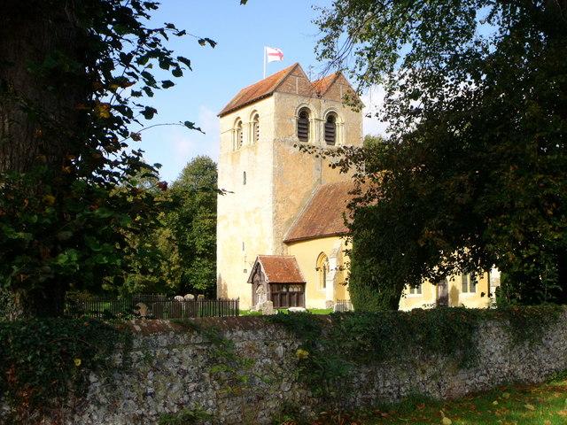 St. Bartholomew's, Fingest, Buckinghamshire