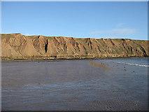 TA1281 : Erosion on the Carr Naze by Pauline E