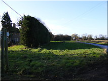 TM2176 : Footpath to the B1118 Chickering Road & Syleham Road by Adrian Cable