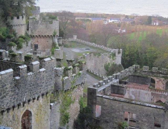Castell Gwrych / Gwrych Castle