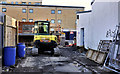 J3373 : Albion Street housing site, Belfast (4) by Albert Bridge