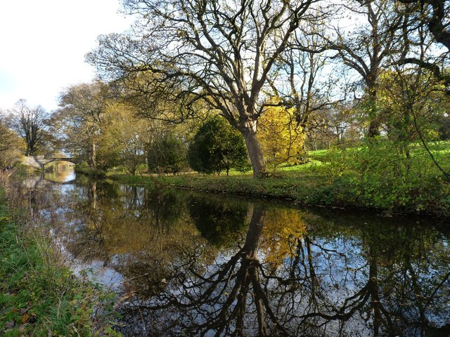 Union Canal near Hermiston