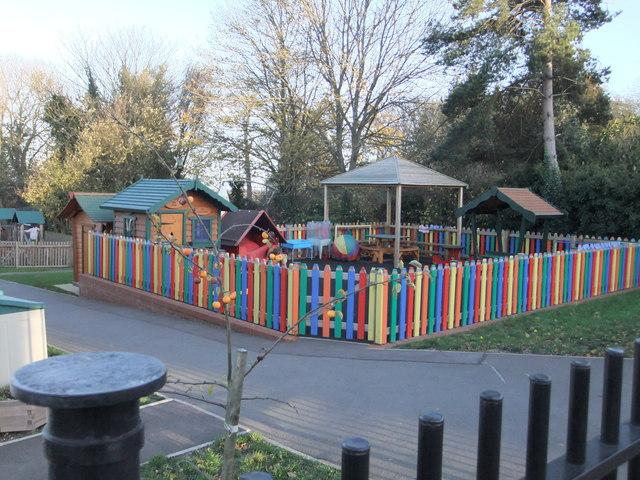 Playground St Paul S Primary School 169 Robin Sones