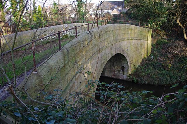 Bridge 117, Lancaster Canal
