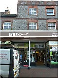 TQ4210 : Cliffe High Street- INTER Sport by Basher Eyre
