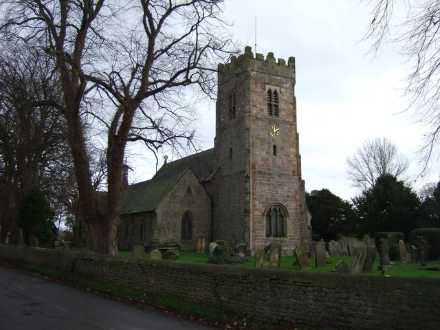 St Mary's Church, Bolton on Swale