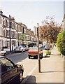 TQ3075 : Chantrey Road - Brixton by Sandy B