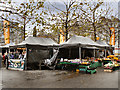 SJ8498 : Manchester Christmas Markets, Piccadilly Gardens by David Dixon