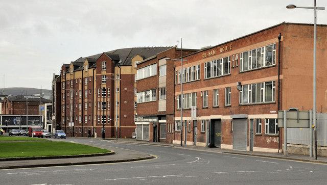 Albert Square, Belfast (2)