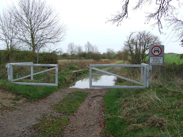Ford And Gate