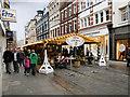 SJ8398 : Manchester Christmas Markets, King Street by David Dixon