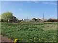 TL4280 : Broadpiece Farm by Hugh Venables