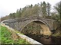 NY6761 : Featherstone Bridge (Featherstone) by Les Hull
