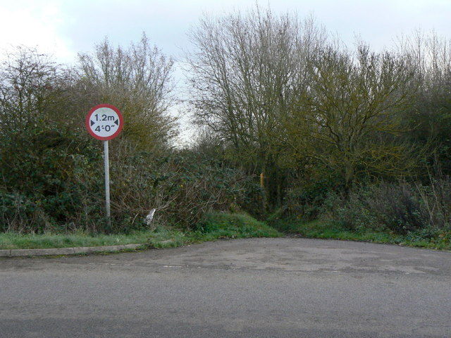 The top of Muckle Gate Lane