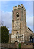 SK6117 : All Saints, Seagrave by Alan Murray-Rust