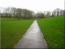 SU6050 : Path in Stratton Park by Given Up