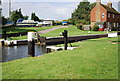 TQ0051 : Stoke Lock by N Chadwick