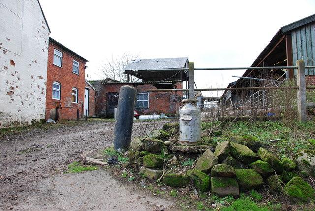 Small Farm in Croxton