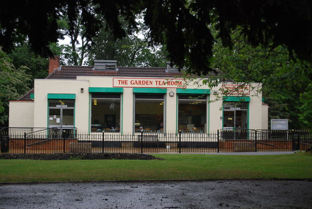 The Garden Tea Room Cannon Hill Park 169 N Chadwick Cc By