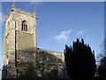 TF5061 : All Saints' church, Croft by J.Hannan-Briggs