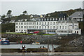 NG7627 : The Lochalsh Hotel, Kyle of Lochalsh by Phil Champion