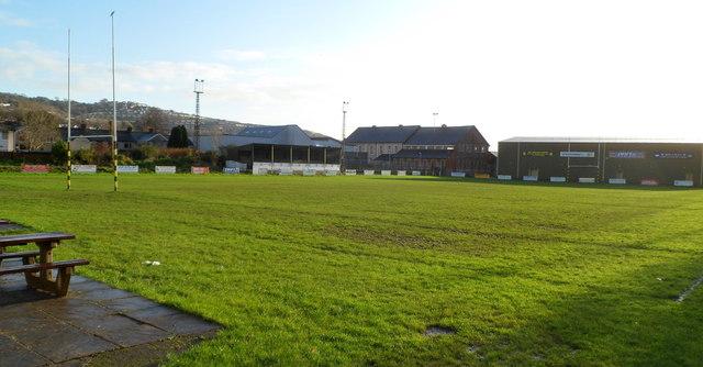 Risca RFC ground