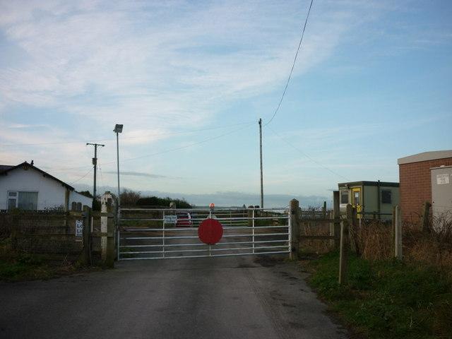 Lebberston crossings on Lingholm Lane