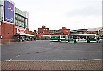 SO8376 : Kidderminster Bus Station (1), Kidderminster by P L Chadwick