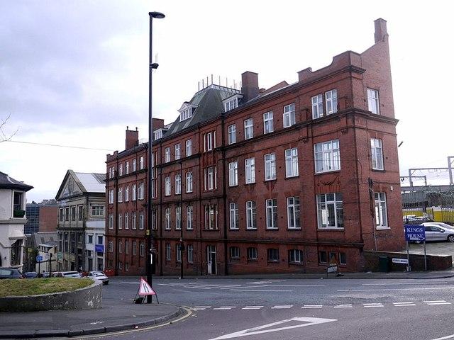 Kings House, Forth Banks