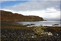 NG3254 : Rocky beach at the head of Loch Diubaig by Phil Champion
