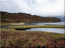 NG3254 : The head of Loch Diubaig by Phil Champion