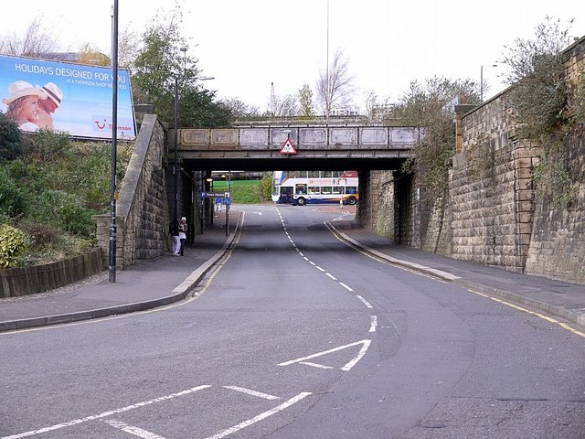 Railway Bridge, Redheugh Bridge Road