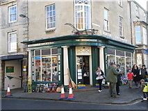 SP8699 : Traditional Ironmongers, Uppingham by Michael Trolove