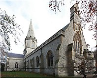 TQ2678 : St Mary, The Boltons, Brompton West by John Salmon