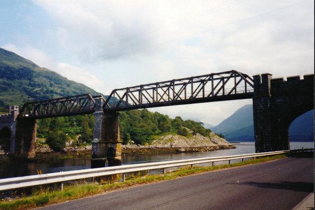 Creagan Bridge, 1994